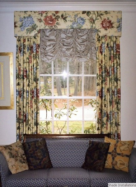 Boston Shade Installations Cornices Window Treatments