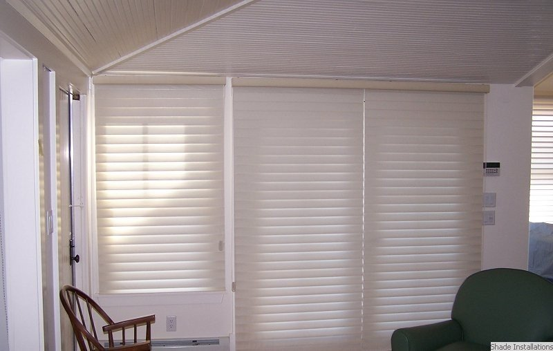 Boston Shade Installations Silhouettes Window Treatments